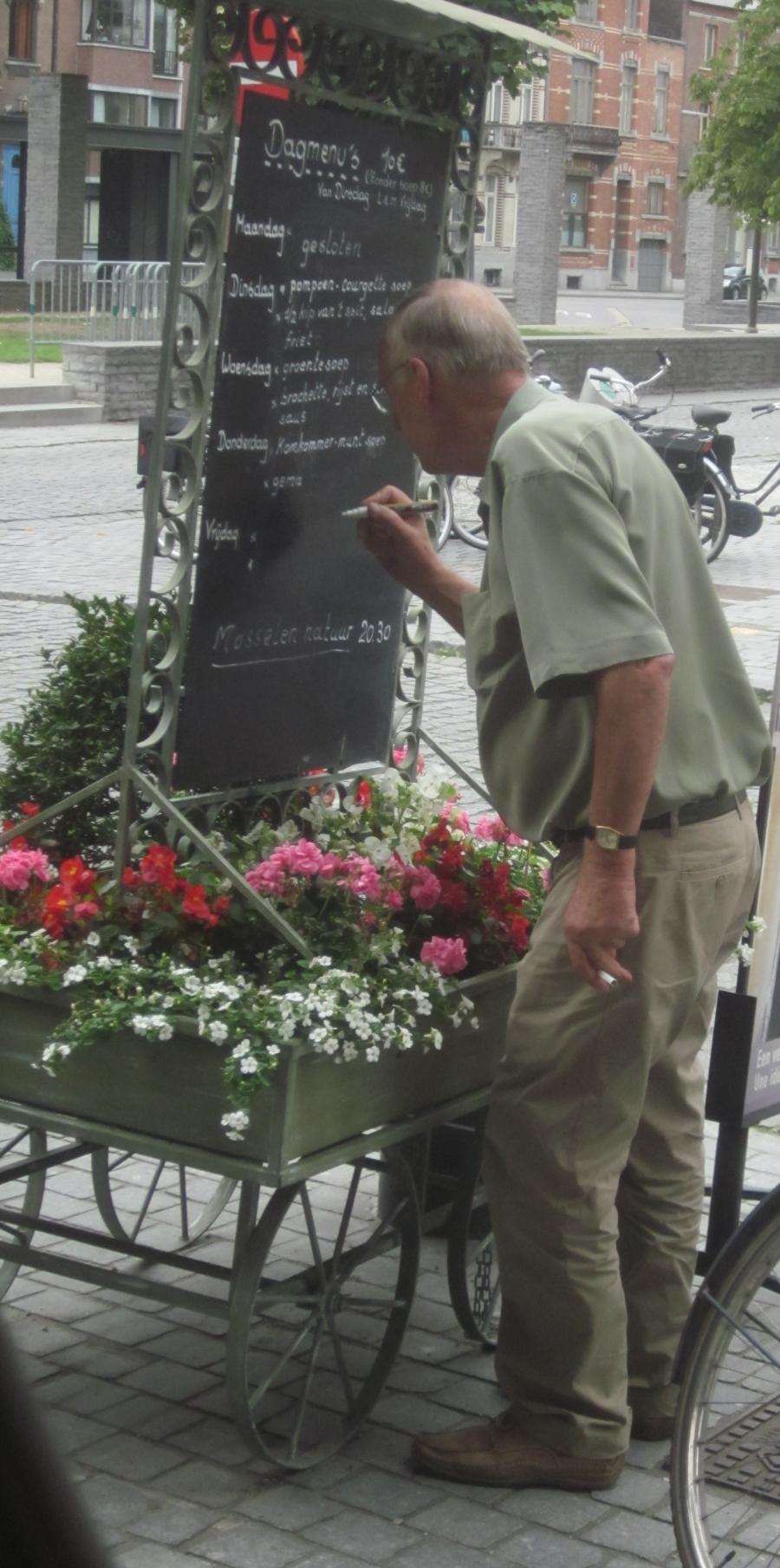 Juli 2011 de smaak van de horeca for Venster 33 menukaart