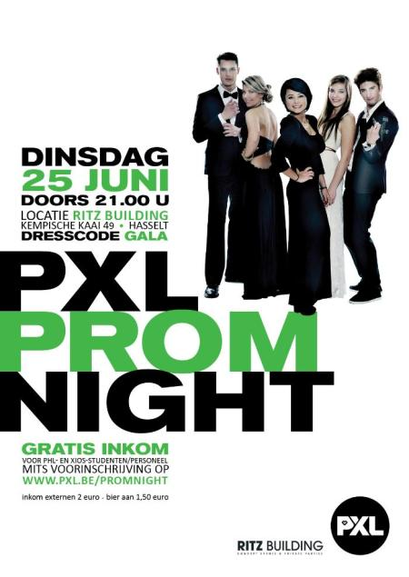 pxl prom night 2013
