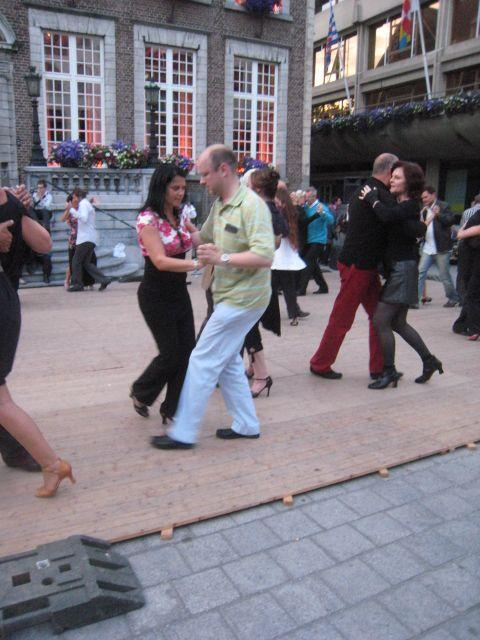 tango open air