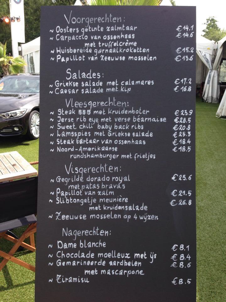 Barbecue de smaak van de horeca - Eilandjes van keuken ...