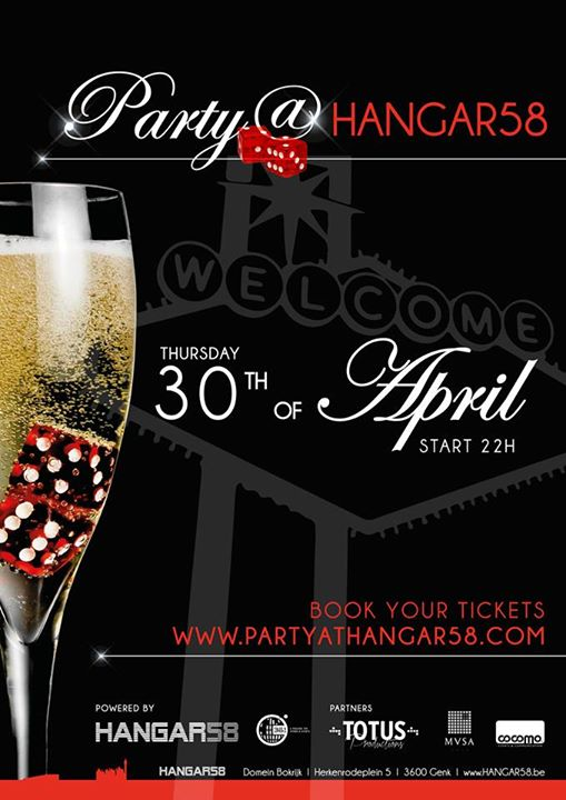 party hangar 58 30 april 2015 1