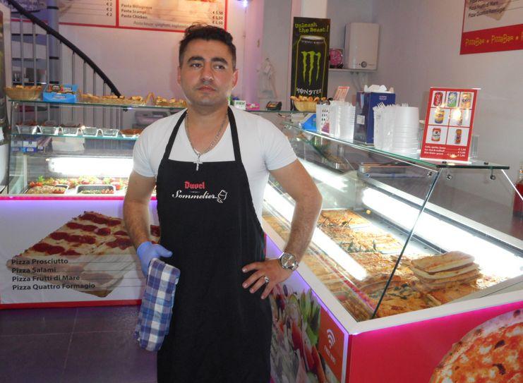 Restaurant pizzeria da vinci de smaak van de horeca for Venster 33 menukaart