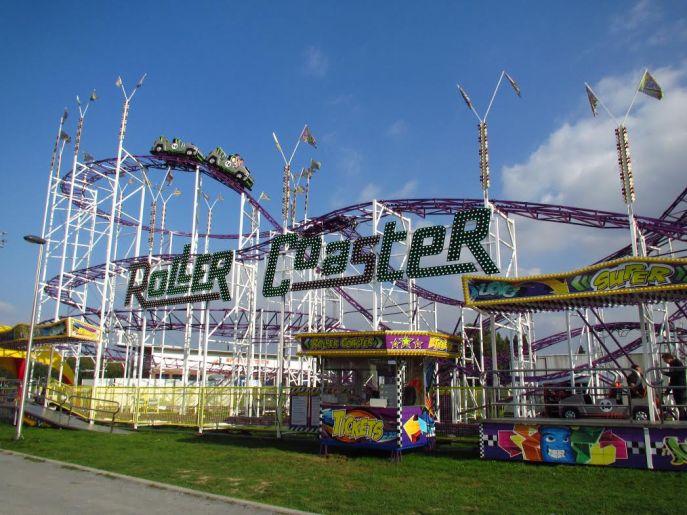 kermis 2015 roller coaster