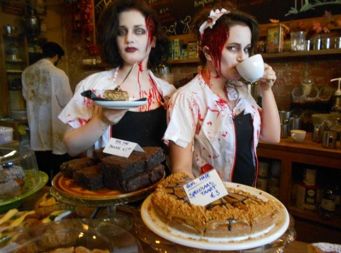 coffee cafe halloween 2015 5