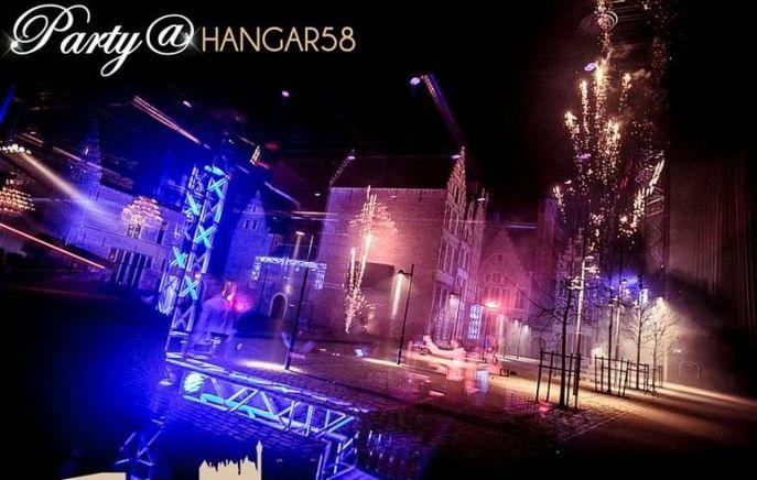 party hangar 58
