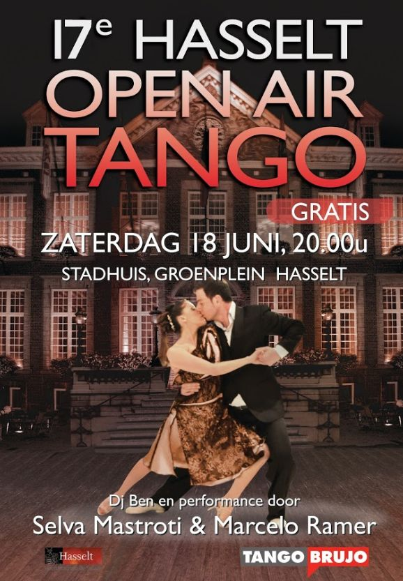 open air tango 2016