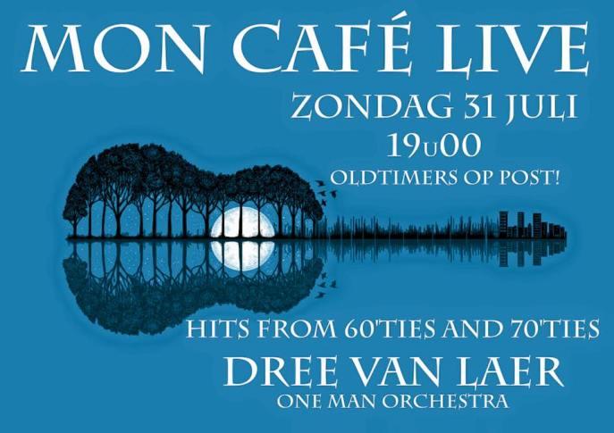 mon café live 31 juli 2016