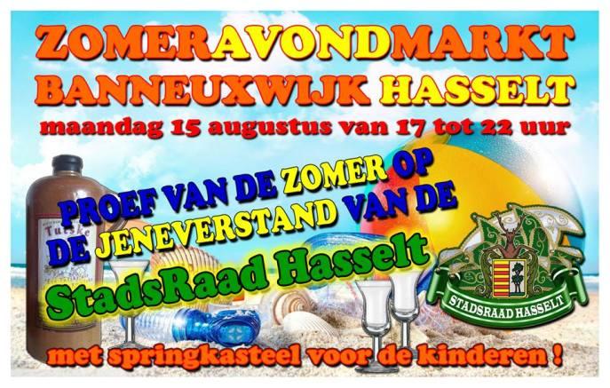 zomermarkt stadsraad banneuxwijk 2016