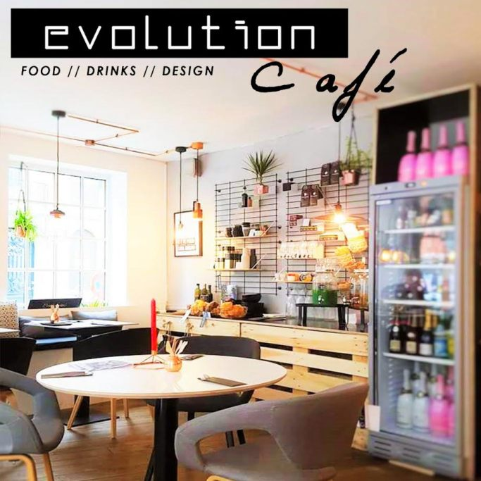 evolution cafe 21