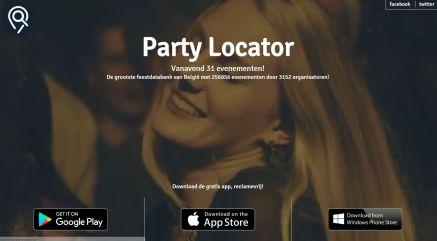 party locator