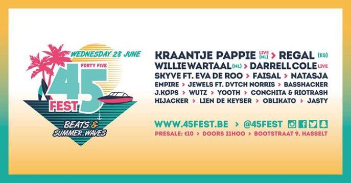 45fest 2017