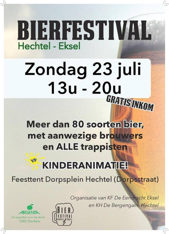 bierfestival hechtel 2017