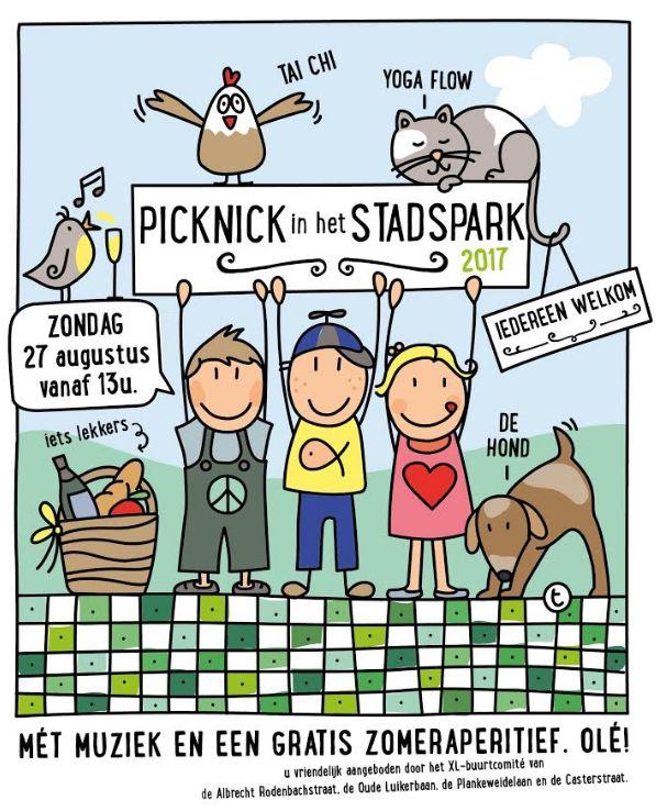 stadsparkpicknick 2017