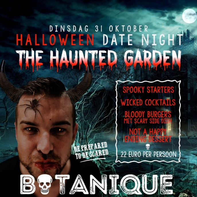botanique halloween 2017
