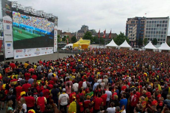 festival da copa 2016