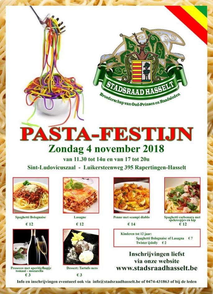 pastafestijn 2018