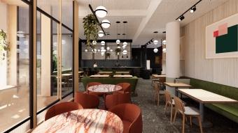 Trentanove restaurant
