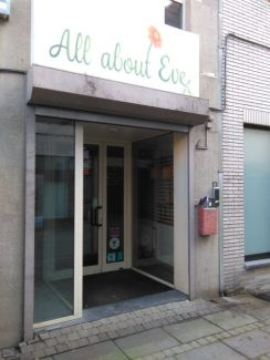all about eve te huur zonder muurplant
